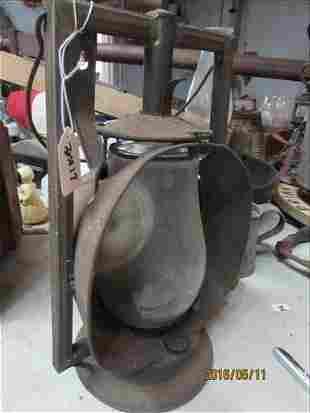 """Lantern ACME Inspector Lamp Dietz NY USA No2 14"""""""
