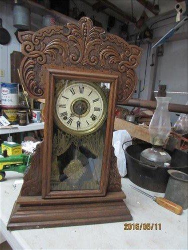 Vintage Mantel Clock 22x12  Didn't want to take apart
