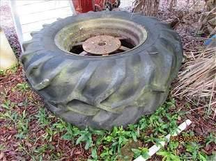 """""""2: 30"""" Wheels & Tires Believe for John Deere 1929"""