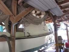 Dive/Fish/Work Boat, Single Perkins Turbo Diesel