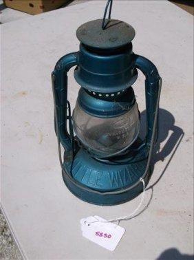 "Dietz Little Wizard Kerosene Lantern 16 1/4""h"