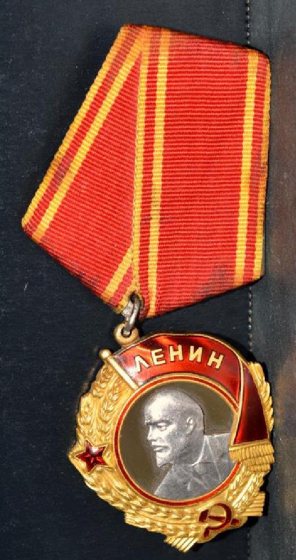 1951 Order of Lenin Russian Medal with Ribbon