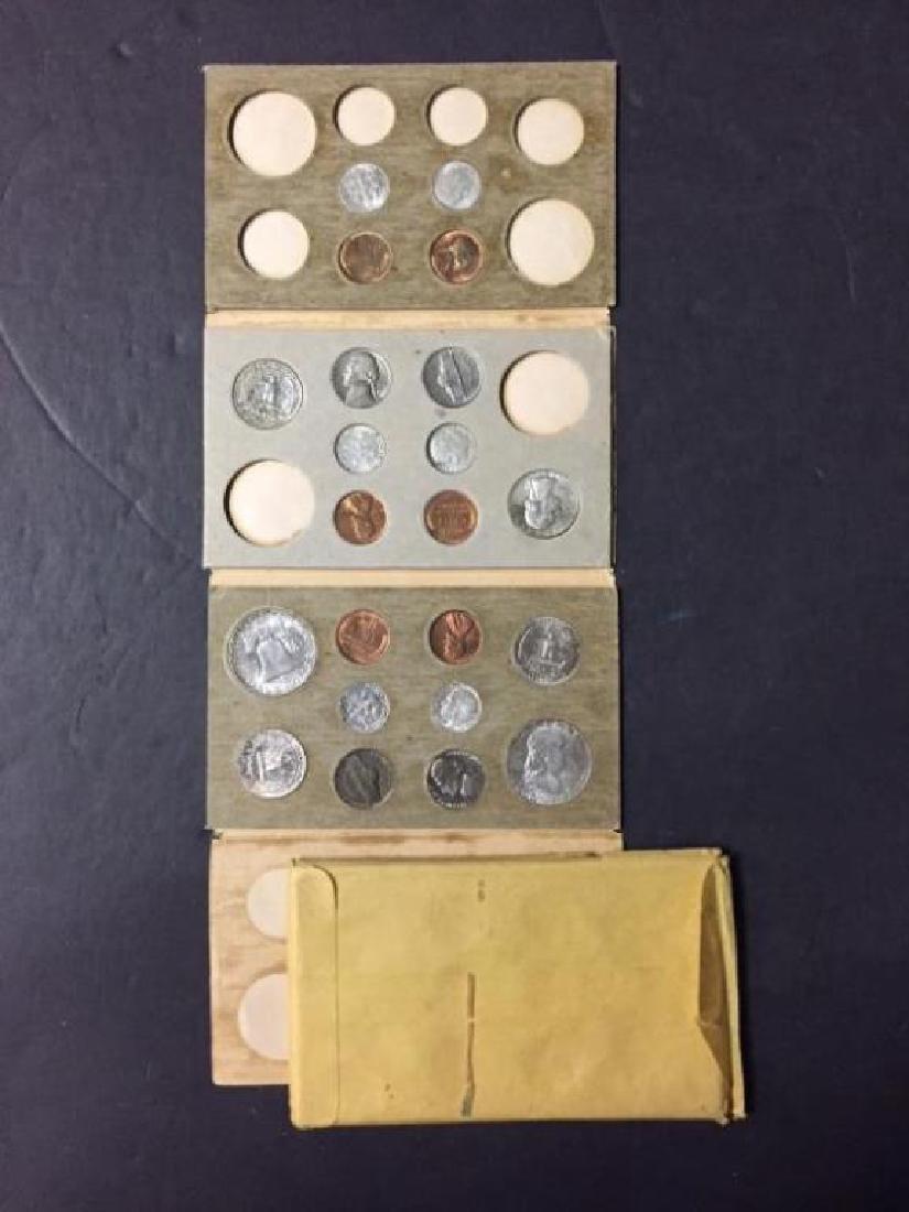 1955 Original Double Mint Set with Envelope