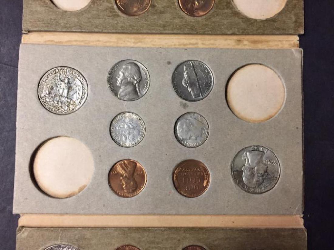 1955 Original Double Mint Set with Envelope - 3