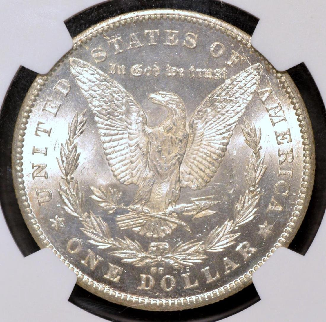 1878-CC Morgan Silver Dollar NGC MS 63 - 3