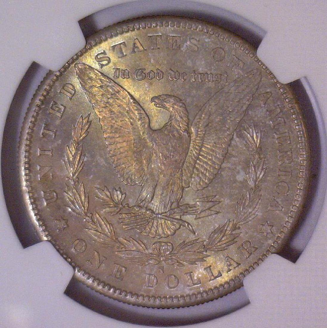 1881-S Morgan Silver Dollar NGC MS66 - 3