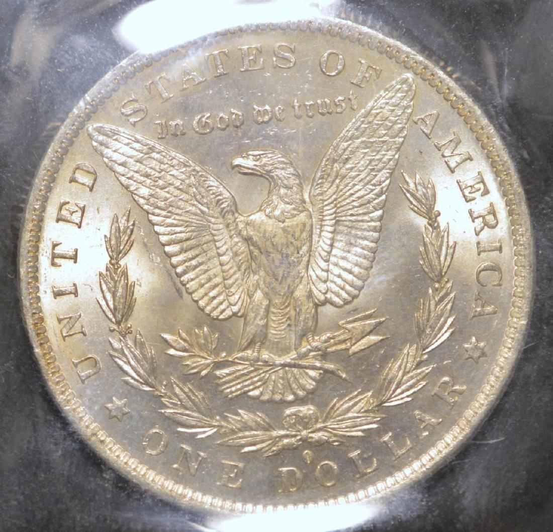 1883-O Morgan Silver Dollar BU - 2