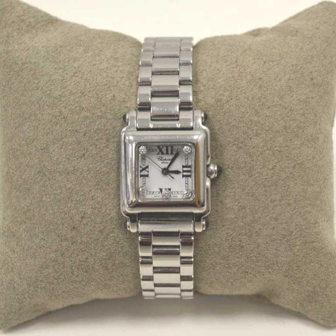 "Ladies Chopard ""Happy Sport"" watch"