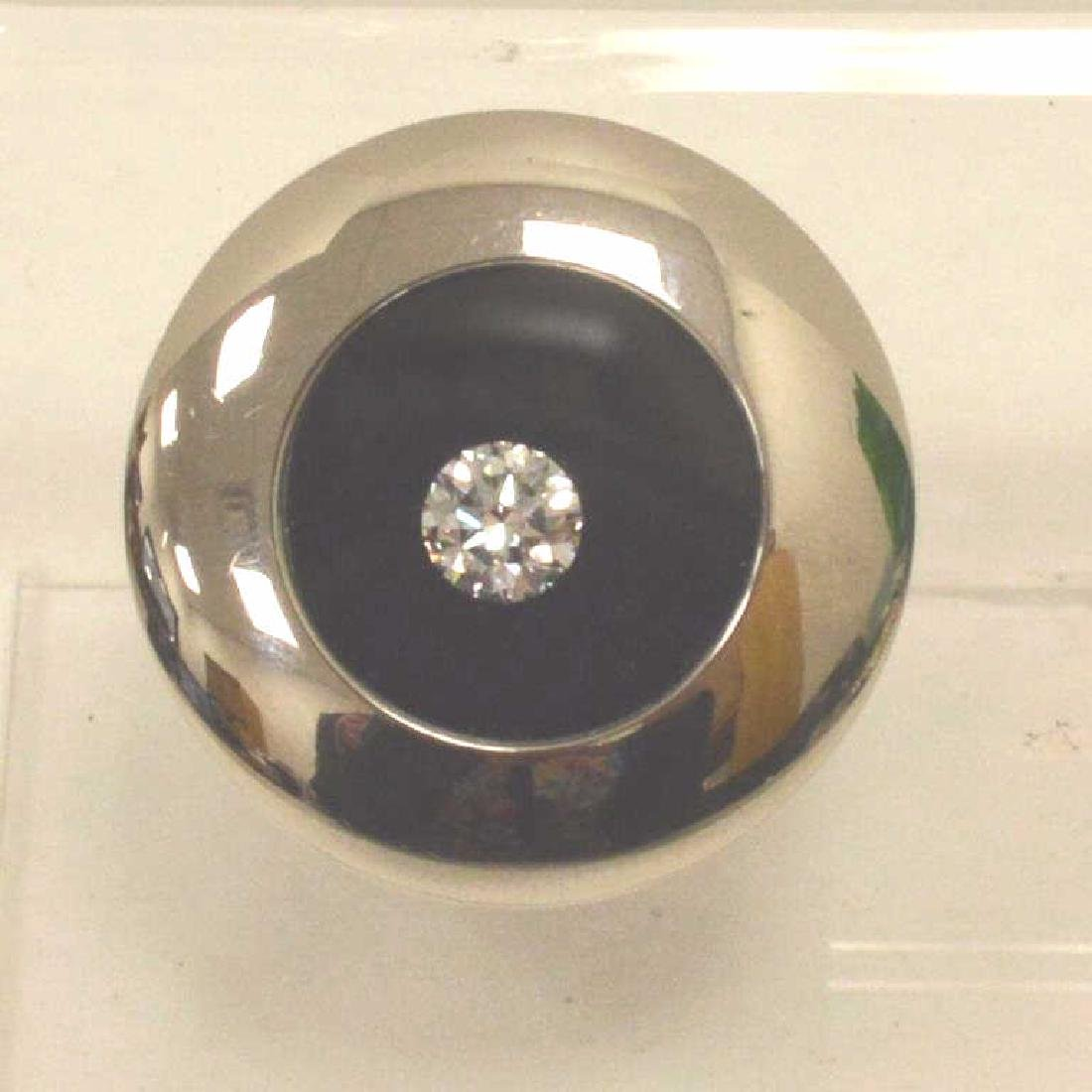 Loose 1.00ct Round Brilliant Diamond F/VS1 GIA - 4