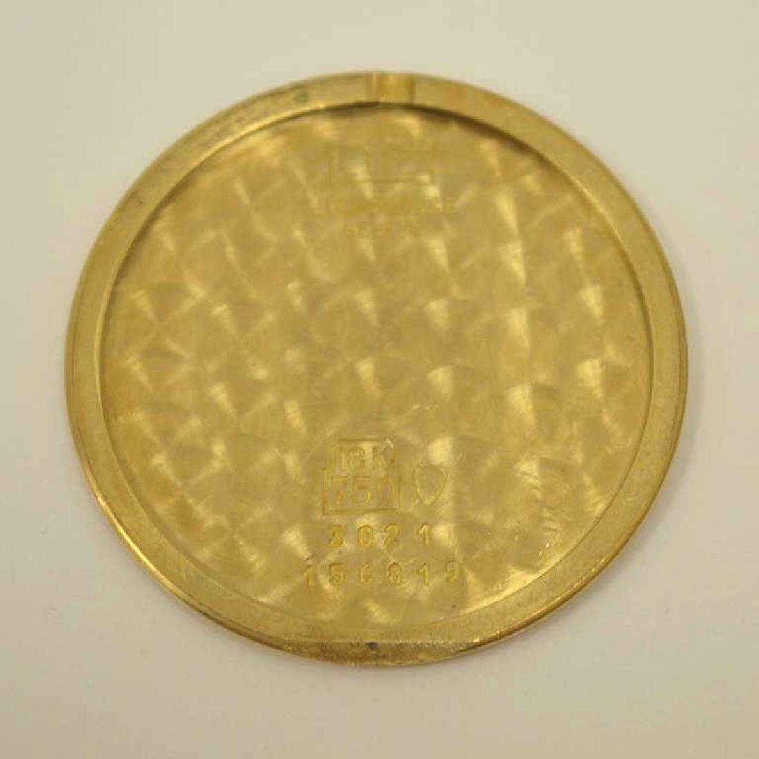 18kt yellow gold Chopard pocket watch - 5