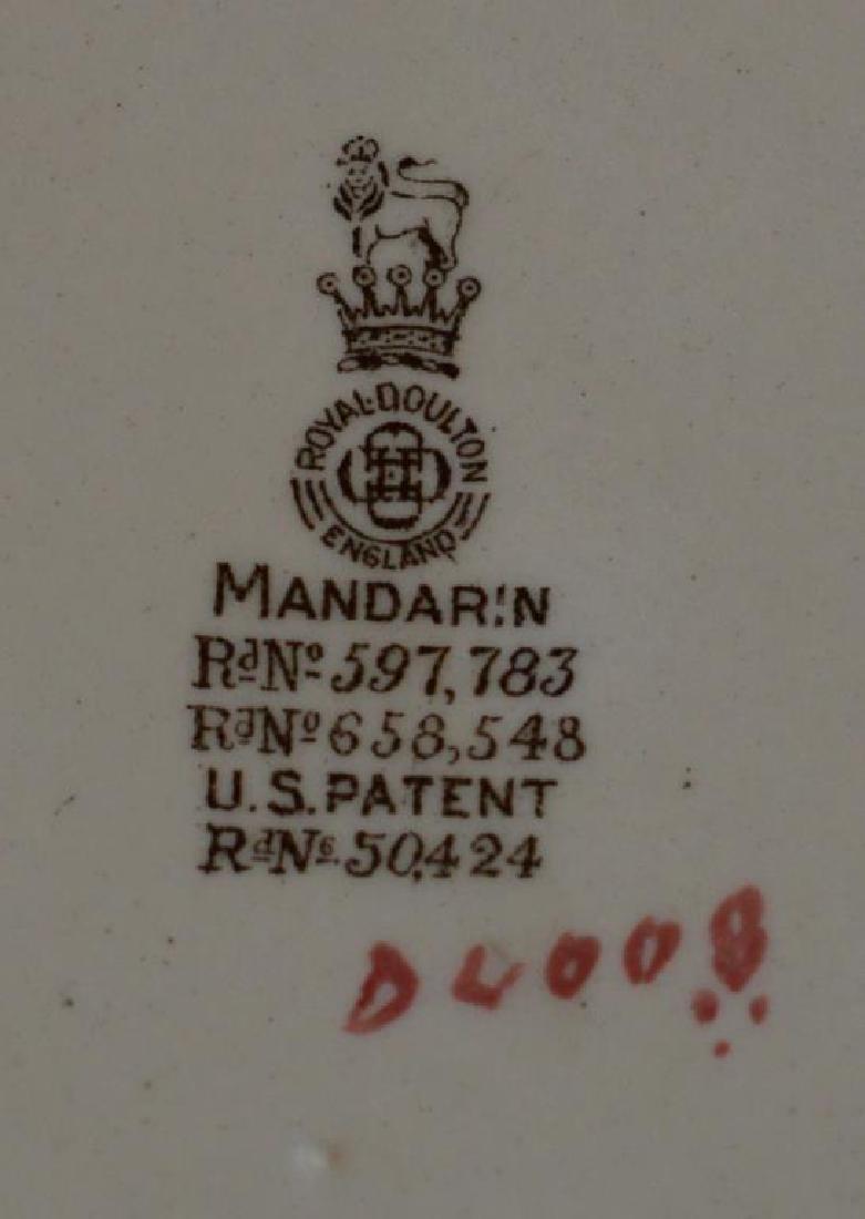 46 Pieces of Vintage Royal Doulton Mandarin China - 7