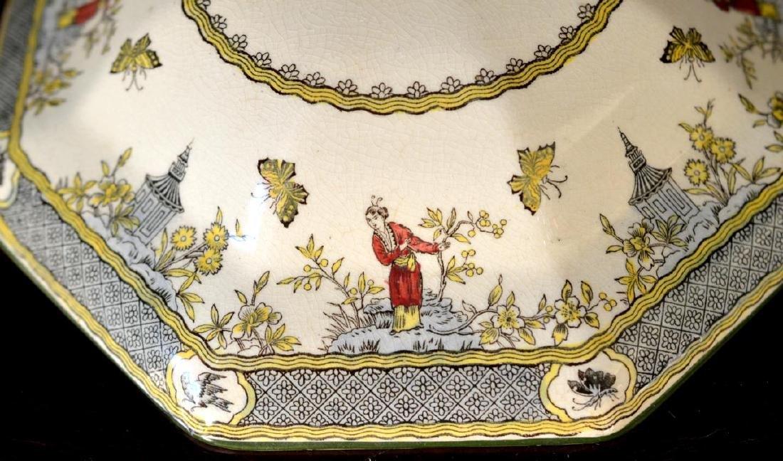 46 Pieces of Vintage Royal Doulton Mandarin China - 8