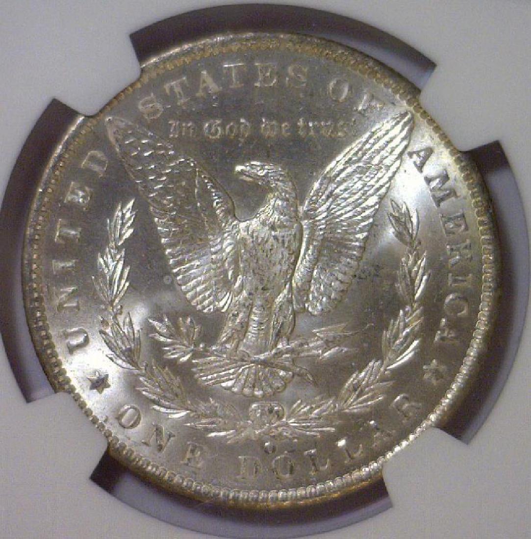 1885-O Morgan Silver Dollar NGC MS65 - 3