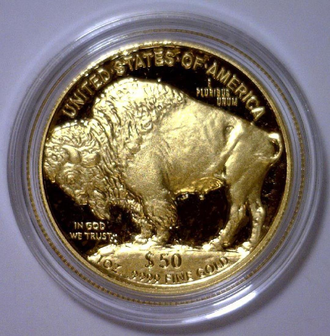 2006 $50 Gold Proof Buffalo OGP Box & COA - 3