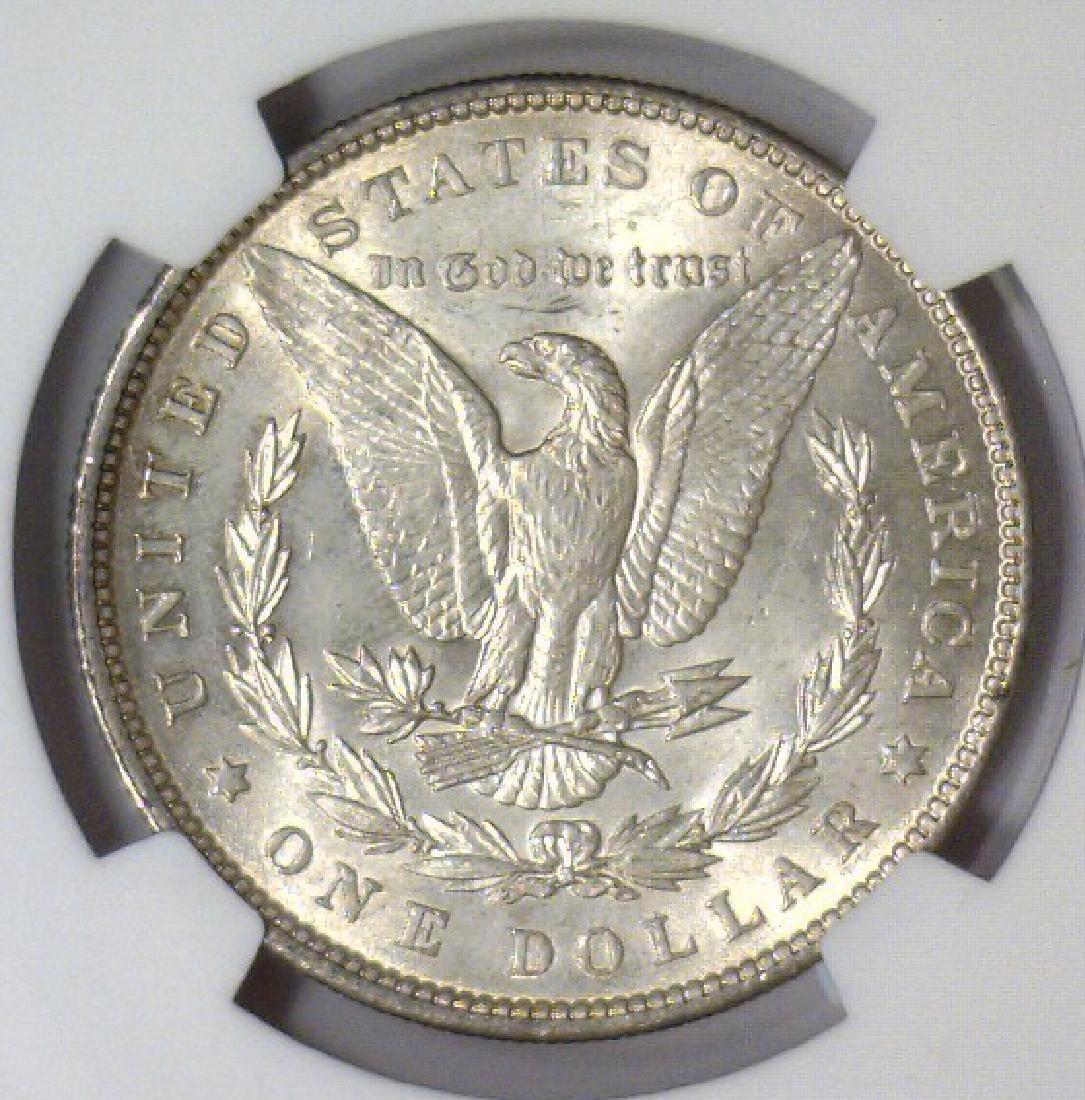 Investor Lot of 5 1896 Morgan Silver $1 NGC MS63 - 3