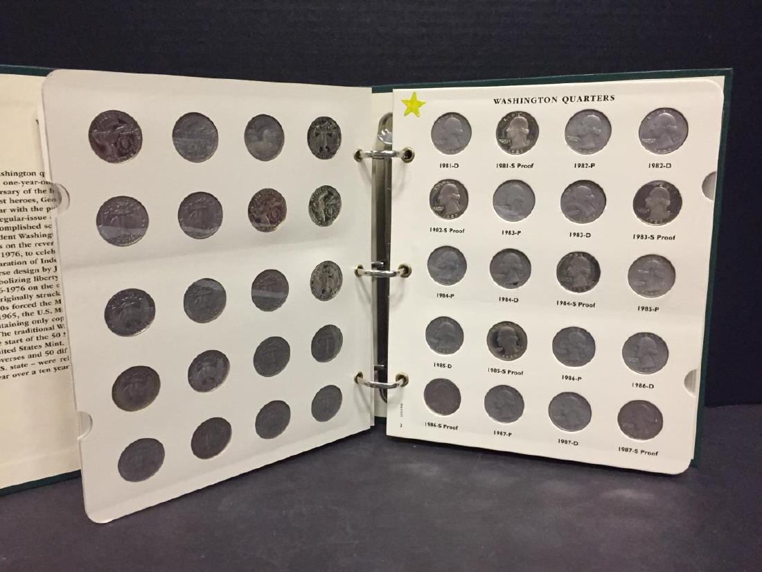 1968-1998 Washington 25c Complete Set PDS w/Proofs - 3