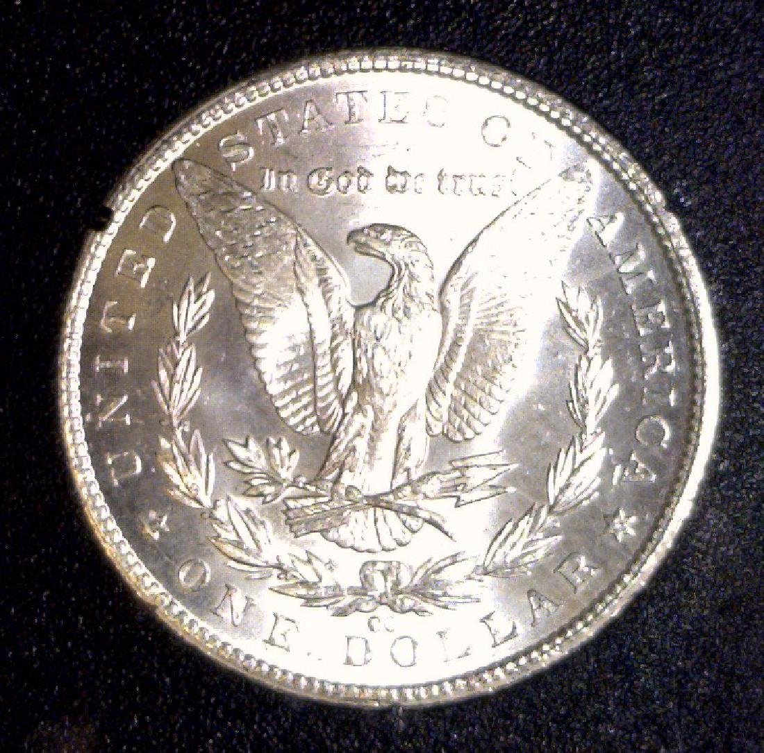 1884-CC Morgan Silver $1 GSA BU Uncirculated UNC - 2