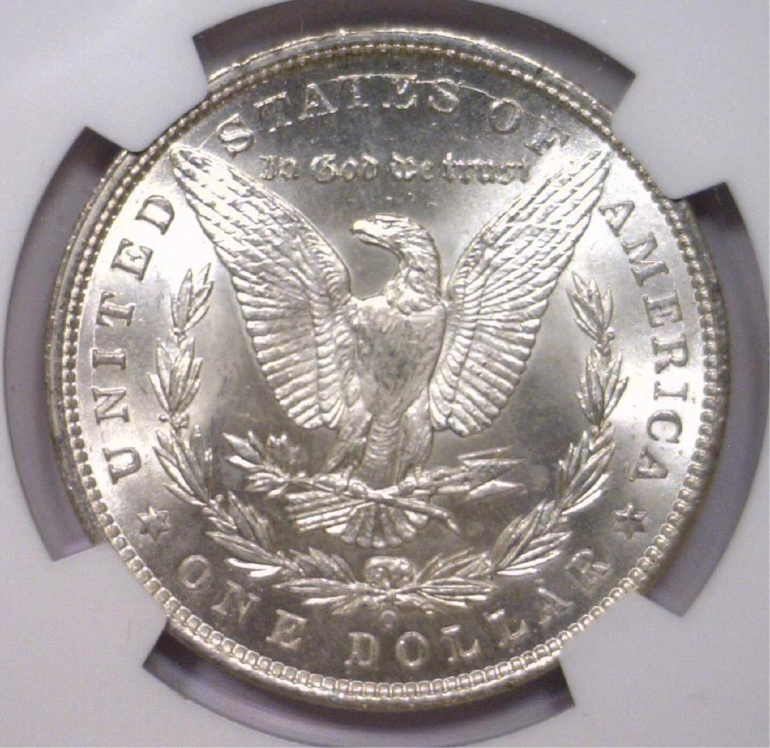 Investor Lot of 5 1900 O Morgan Silver $1 NGC MS63 - 5