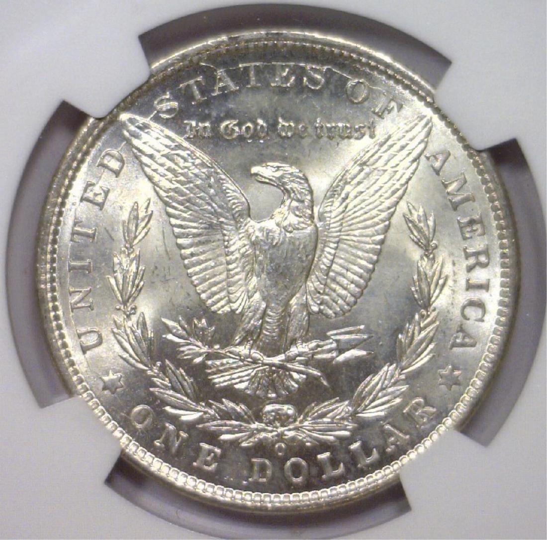 Investor Lot of 5 1900 O Morgan Silver $1 NGC MS63 - 7