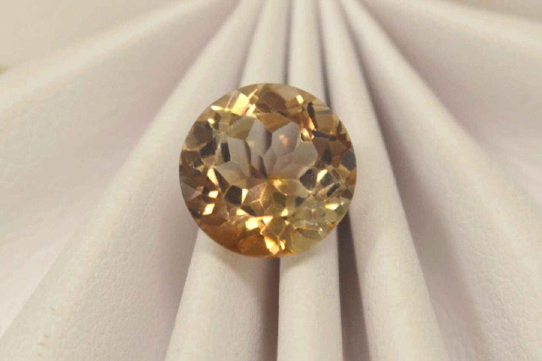 Loose 4.30ct Imperial Topaz