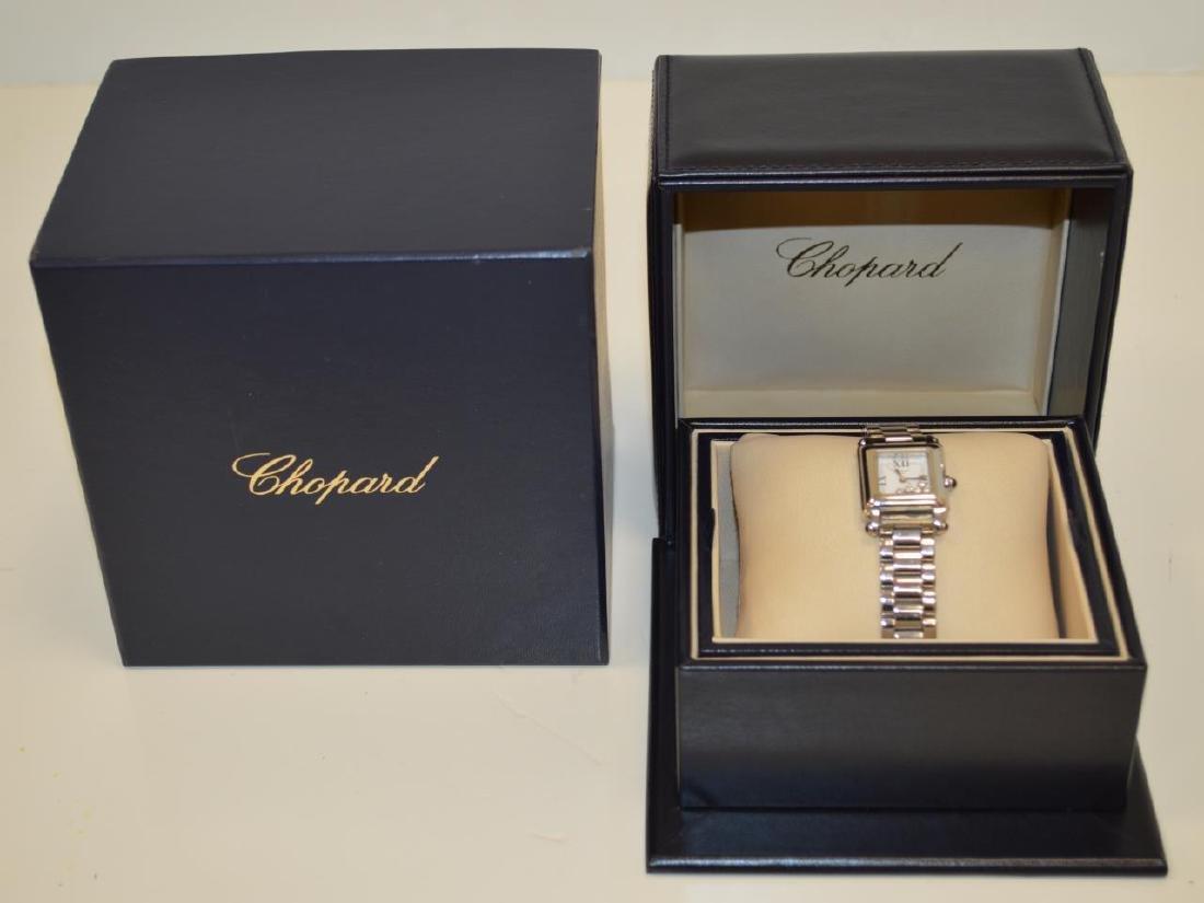 "Ladies Chopard ""Happy Sport"" Watch with Box - 5"