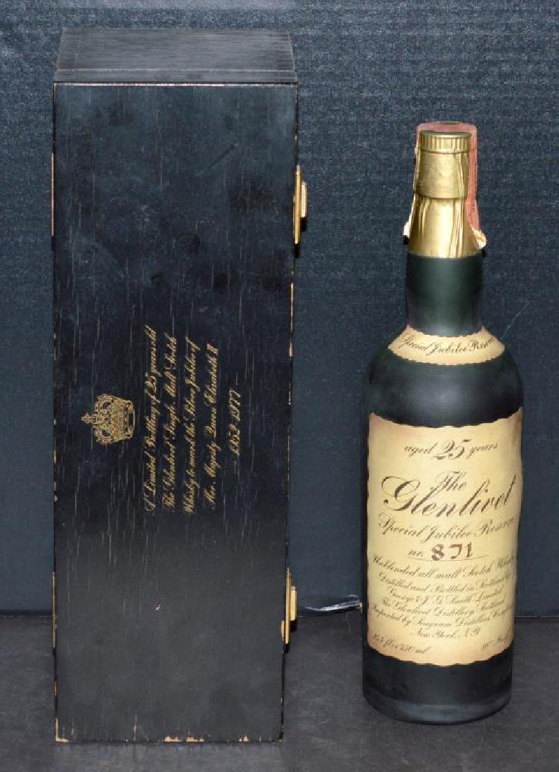 Glenlivet 25 Years - 1952 Special Jubilee Reserve