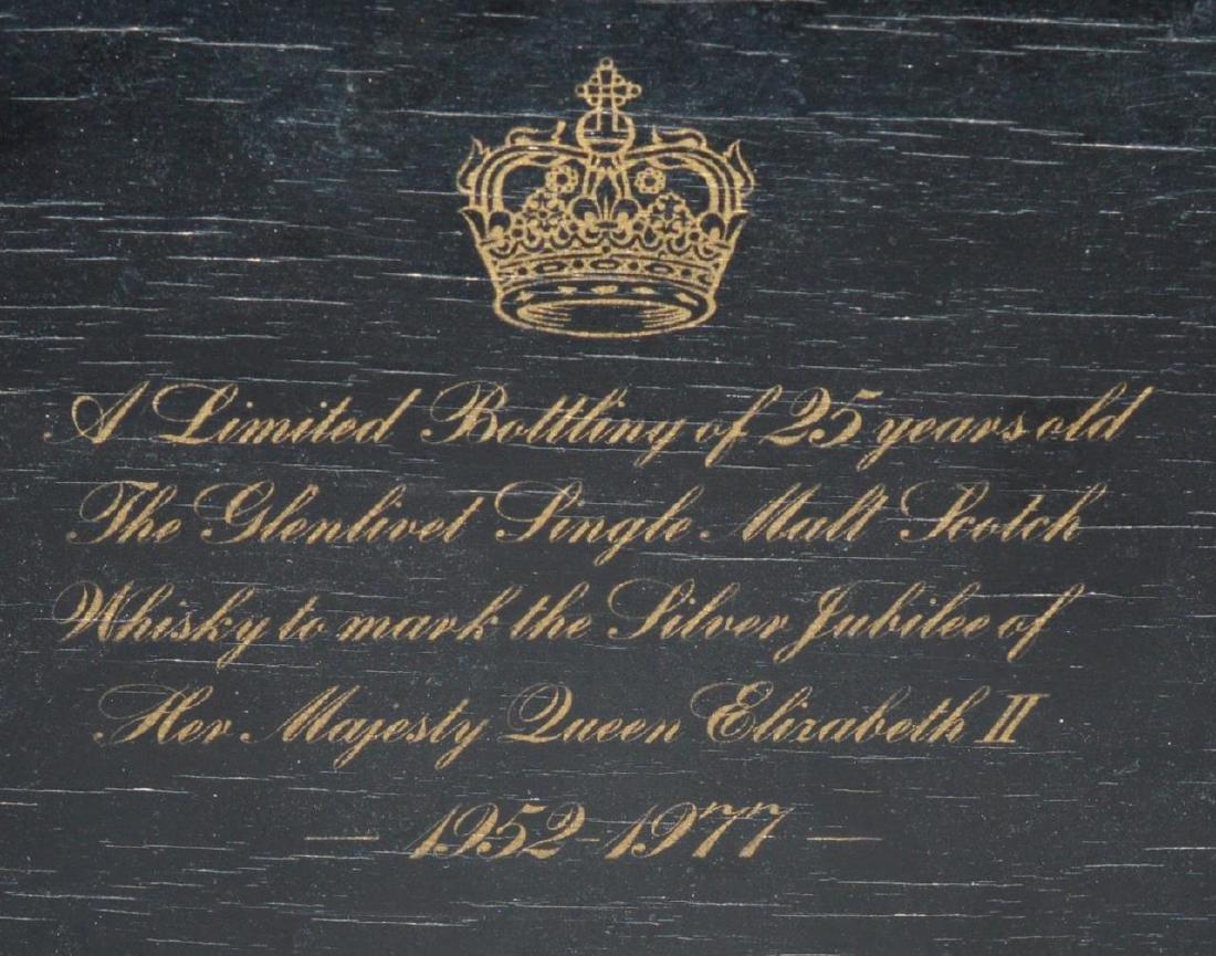 Glenlivet 25 Years - 1952 Special Jubilee Reserve - 6