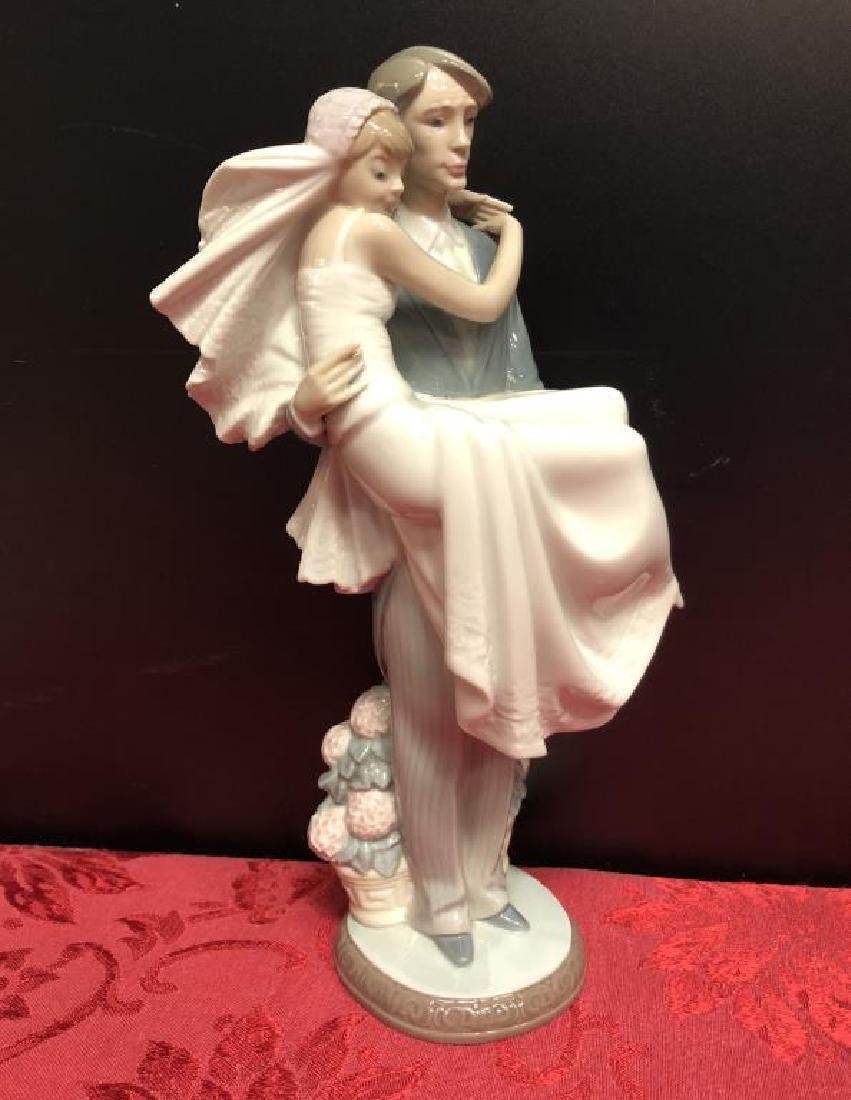 Lot of 5 Lladro & NAO Porcelain Figurines - 2