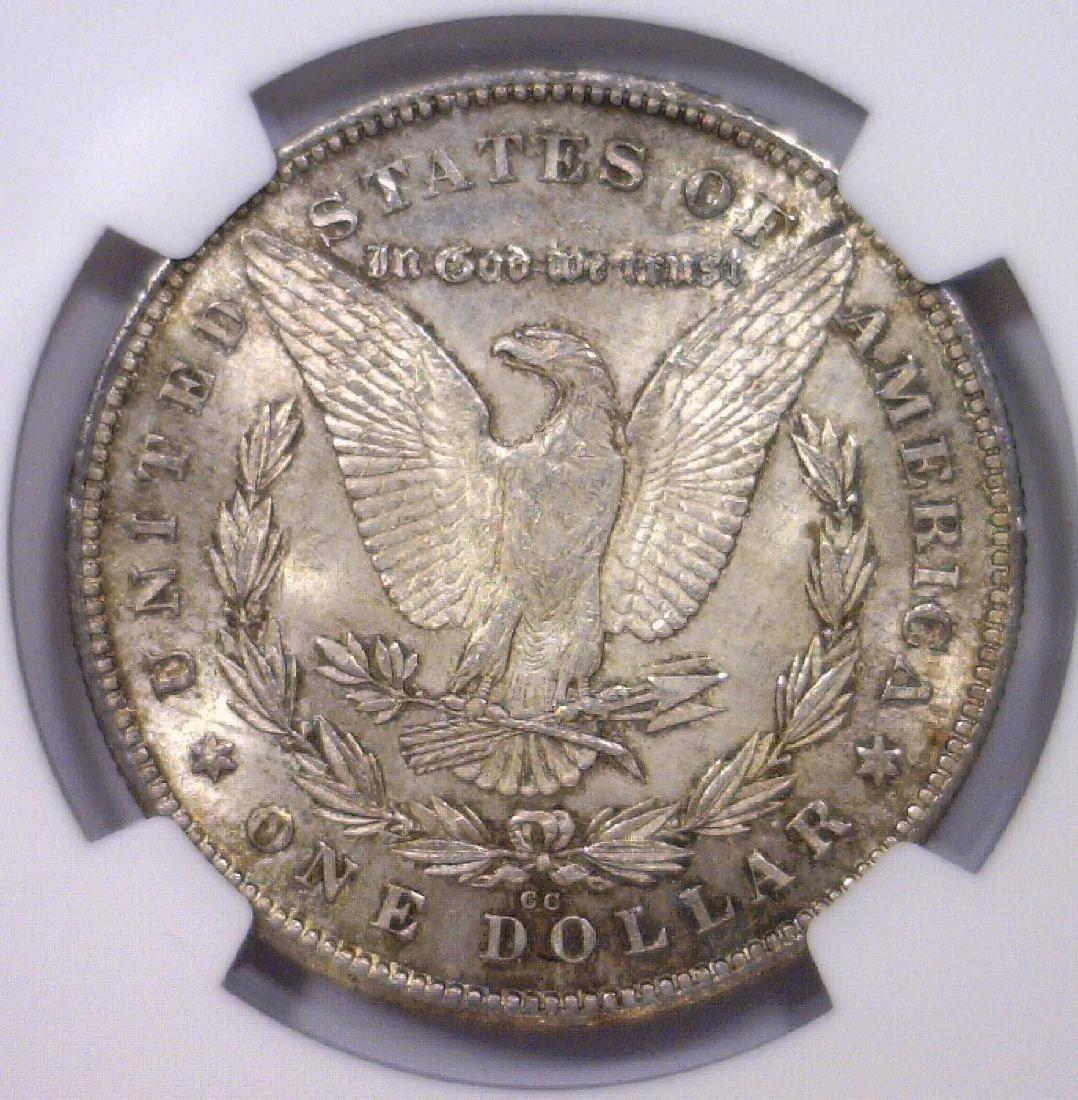 1878-CC Morgan Silver Dollar NGC MS63 - 3