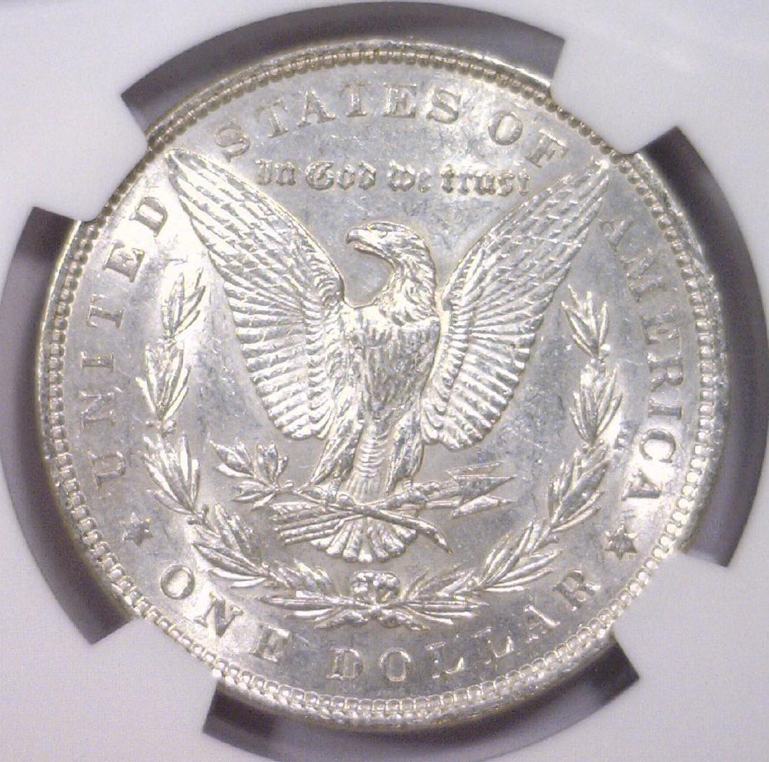 1897 Morgan Silver Dollar NGC AU58 - 3