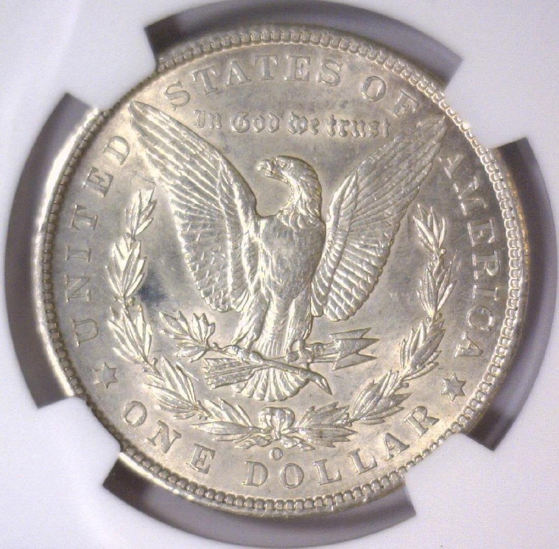 1902-O Morgan Silver Dollar NGC MS61 - 3