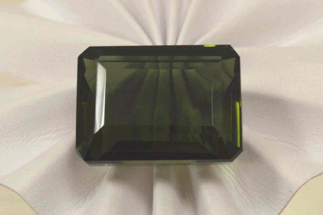 Loose 111.00ct Museum Size Green Amethyst