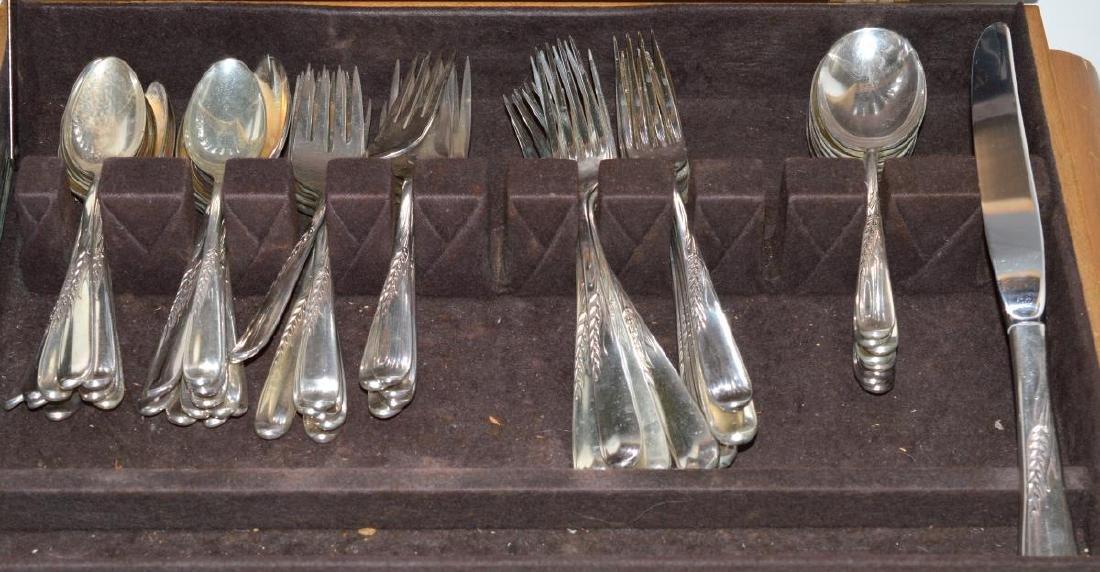 Reed & Barton Sterling Silver Wheat 1952 Flatware - 3