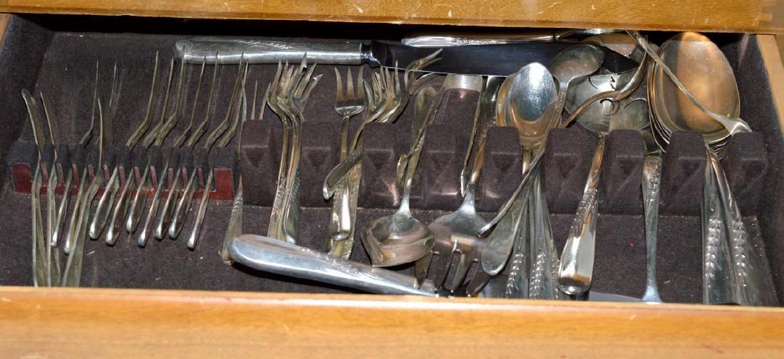 Reed & Barton Sterling Silver Wheat 1952 Flatware - 4