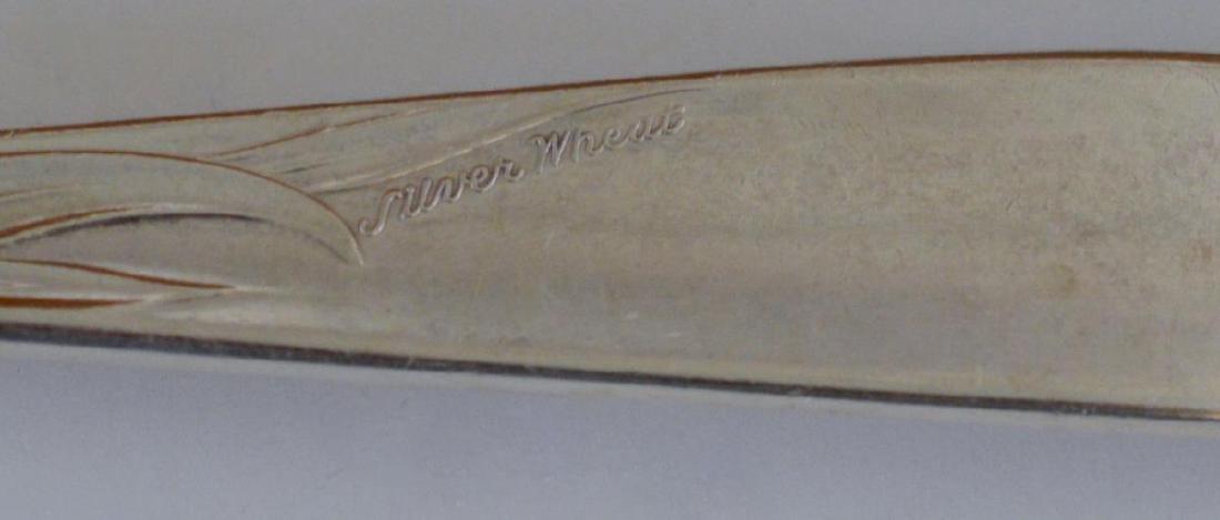 Reed & Barton Sterling Silver Wheat 1952 Flatware - 7