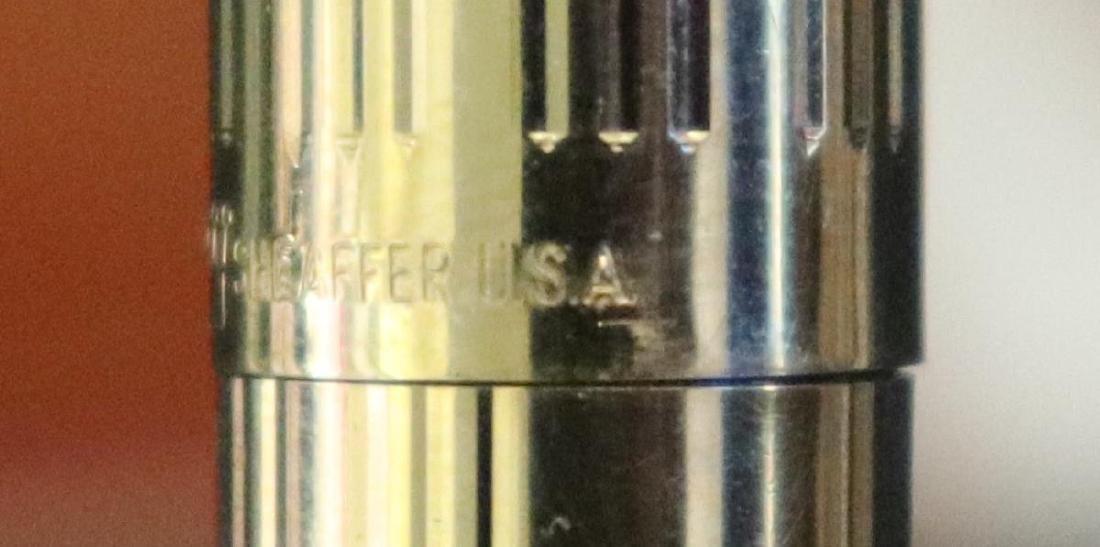 Vintage Sheaffer 585 Fountain & Ballpoint Pen Set - 4