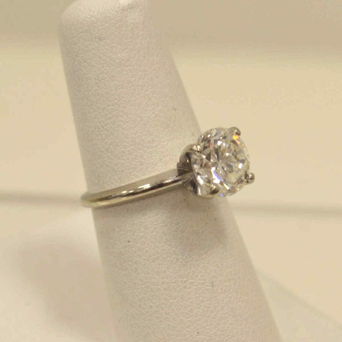 2.50ct. Diamond Solitaire Engagement Ring - 2