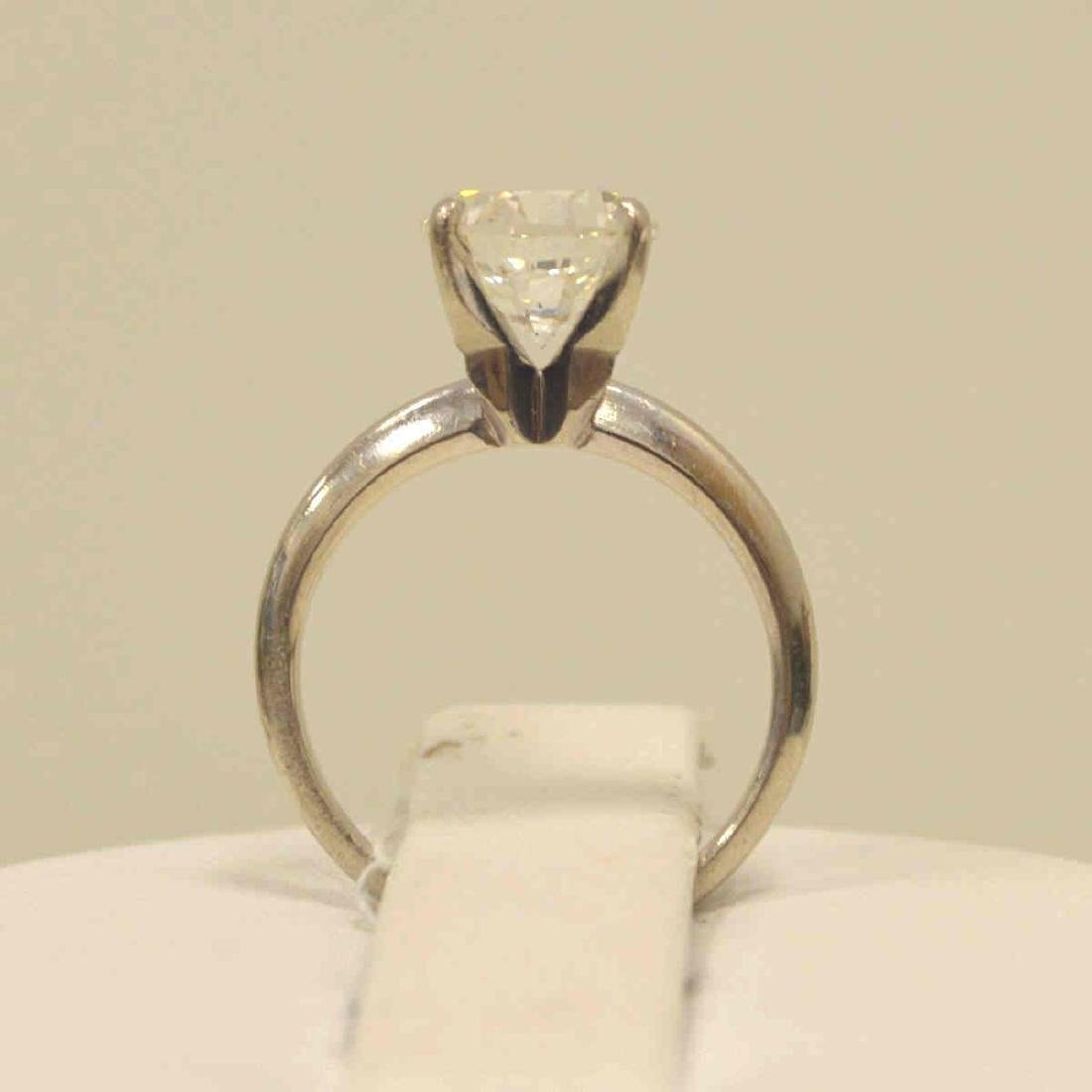 2.50ct. Diamond Solitaire Engagement Ring - 3