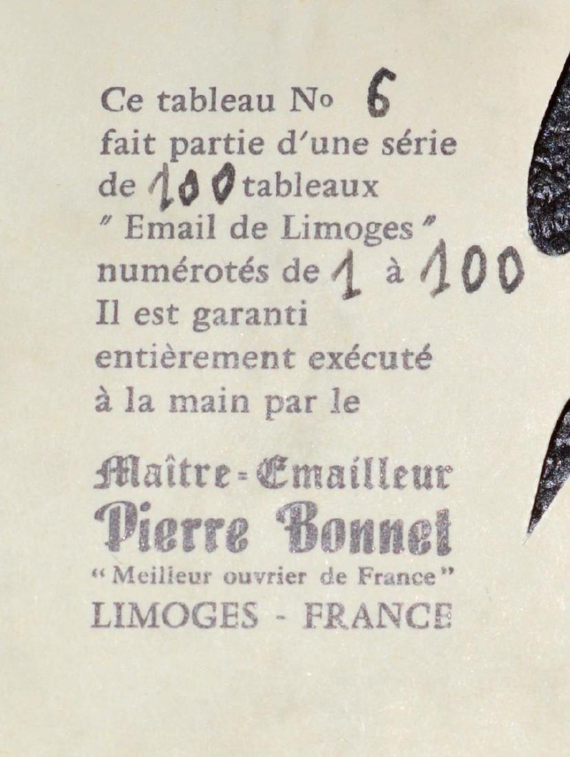 Pierre Bonnet Enamel Over Copper Overland Stage - 5