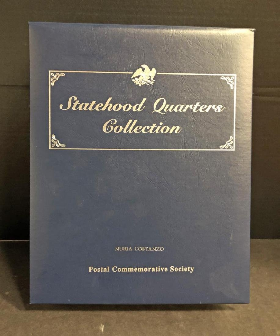 Statehood Quarter & Postal Collection 1999-2003