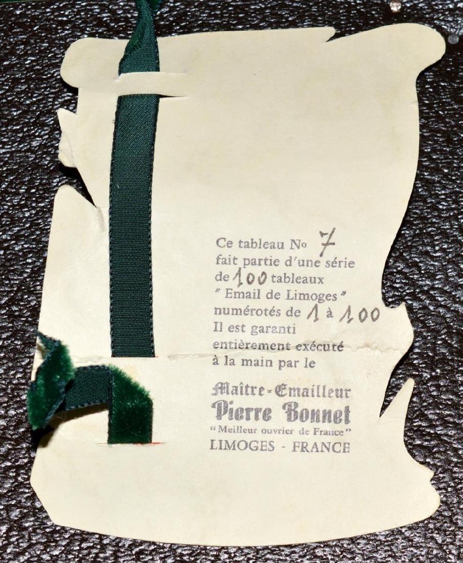 Pierre Bonnet Enamel Over Copper Fort Ticonderoga - 5