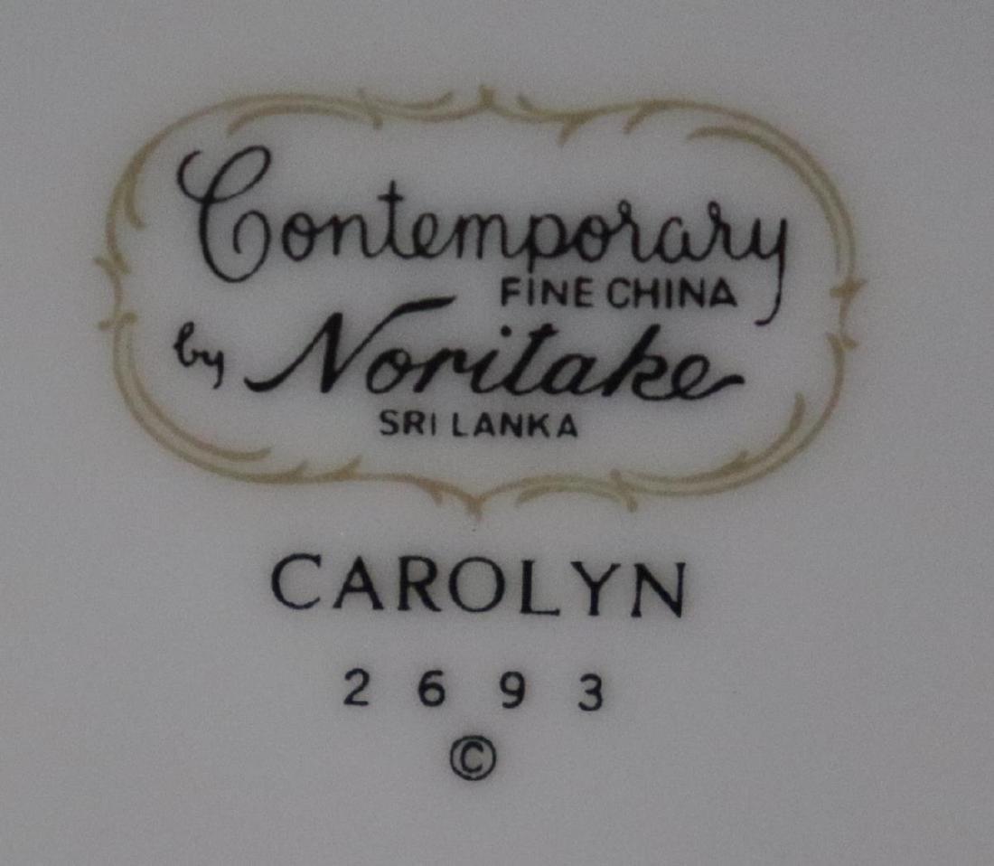 118 Pieces of Noritake Carolyn 2693 Contemporary - 5