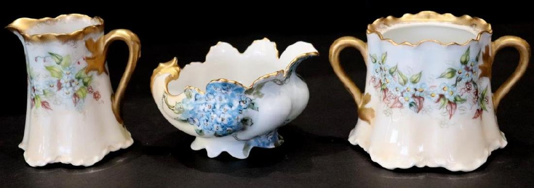 5 Pieces of Antique China: Haviland & M.Z. Austria - 2