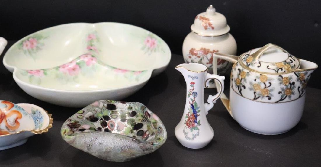 10 Miscellaneous China Pieces - 2