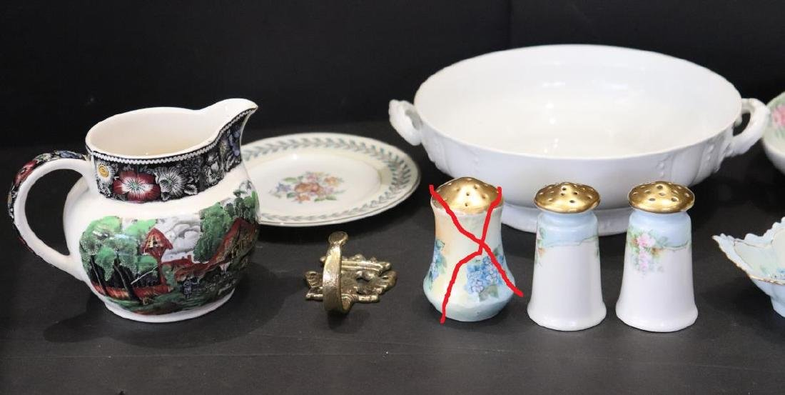 10 Miscellaneous China Pieces - 3