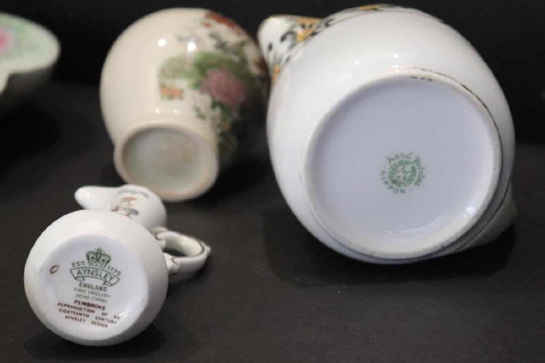 10 Miscellaneous China Pieces - 4