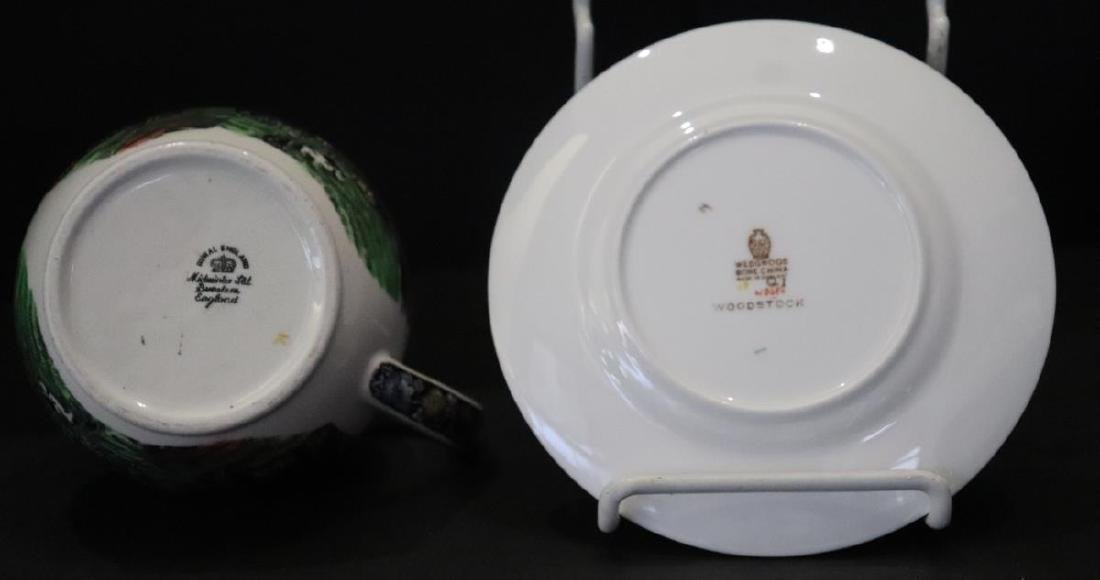 10 Miscellaneous China Pieces - 6