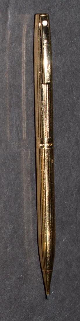 Vintage Sheaffer White Dot Pen & Pencil Set - 4