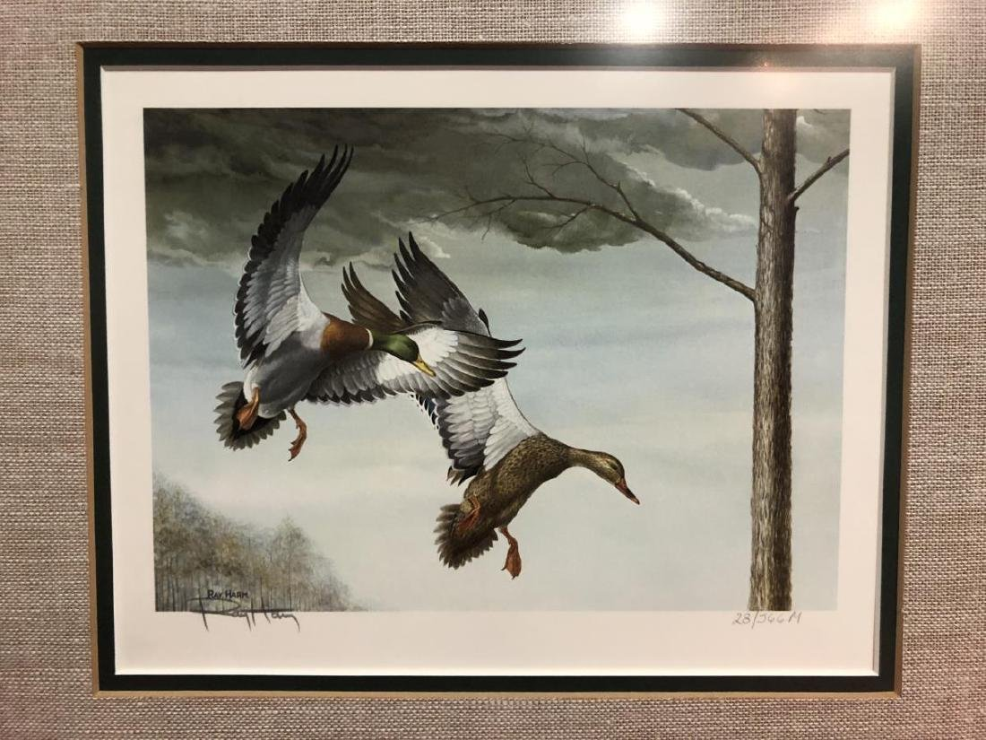 Lot of 3 Duck Stamp Prints 1985 1986 1988 - 3