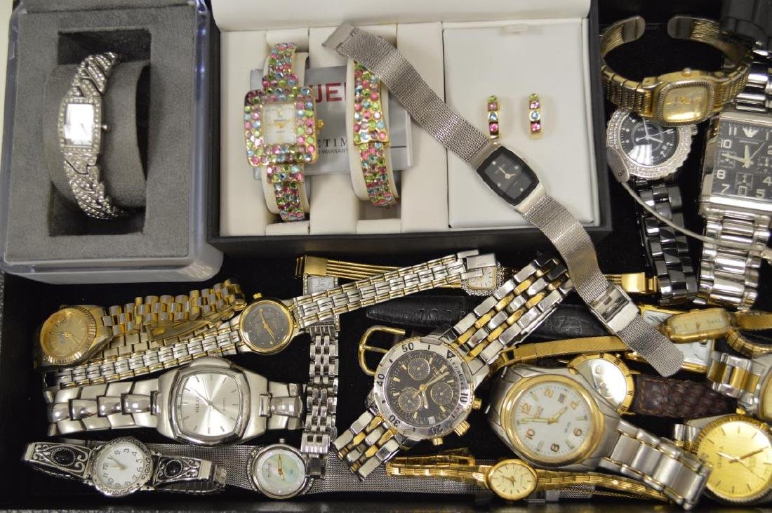 Large lot of Men's and Ladies Watches - 2